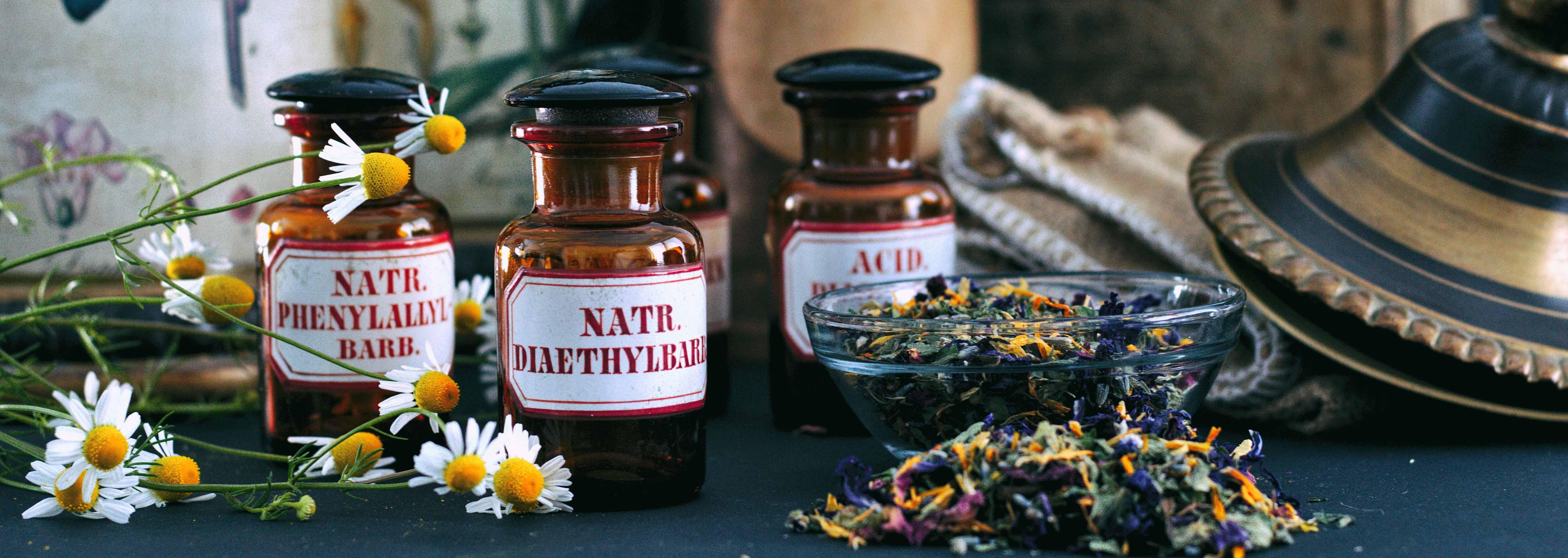 Natur, Naturheilkunde, Bachblüten,